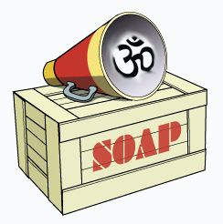 soap box yoga