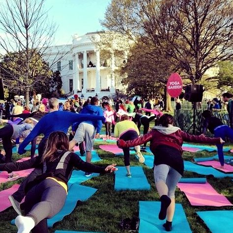 white-house-easter-yoga-2014-warrior3