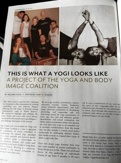 LA Yoga Magazine Fall 2014