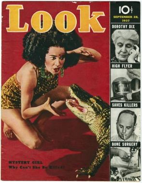 Look Magazine USA, Iowa, Des Moines, September 28, 1937 Private Collection, H x W: 34.1 × 26.6 cm